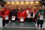 Die Sieger der Wettbewerb der Herren S-Klasse, Herren A-Klasse und Herren C-Klasse. Foto: Wolfgang Appel