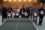 Die Sieger im Wettbewerb der Jungen und der Senioren. Foto: Wolfgang Appel