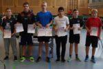 Die Sieger im Wettbewerb der Schüler A-Klasse. Foto: Wolfgang Appel
