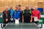 Die Sieger der Wettbewerbe Senioren 1 und Senioren 2. Foto: Christoph Muhr