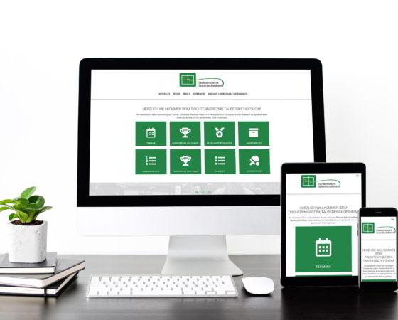 Relaunch: Design der Bezirks-Webseite überarbeitet